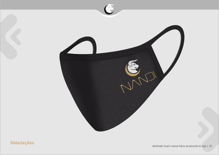 Agência Nandi - Logotipo | Logomarca | Identidade Visual