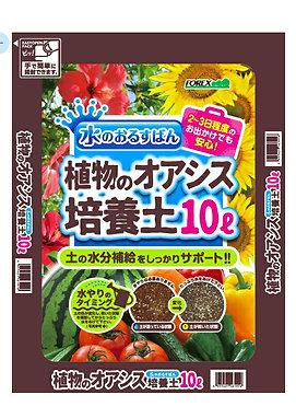 植物のオアシス培養土10L