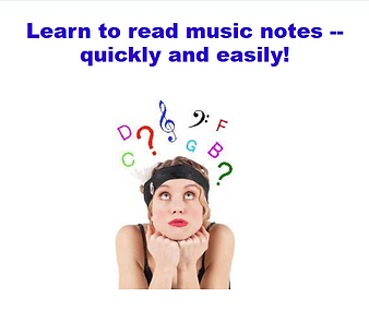 learn to read music notes quickly and ea