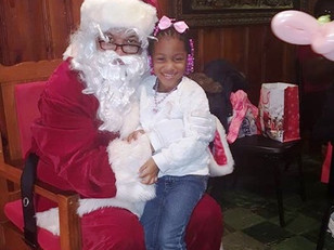 Dolls Celebrate Christmas With Paterson Kids