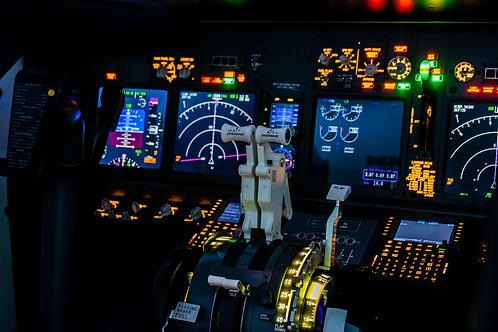 10 hours - Dual Pilot