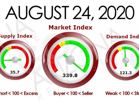 Arizona Real Estate Market Update August 24, 2020