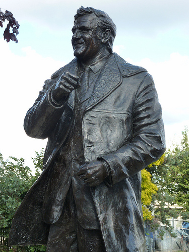 Don Revie statue