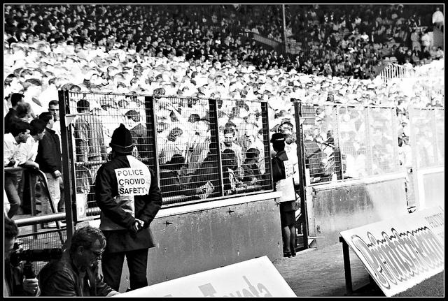 The Kop. Sunderland 89 90