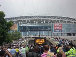 50 000 Leeds at Wembley