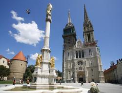Zg / Katedrala, Kaptol