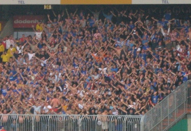 W.Bremen v DZFC