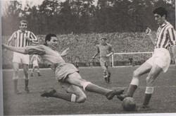 dinamo v red star bg. 1958.