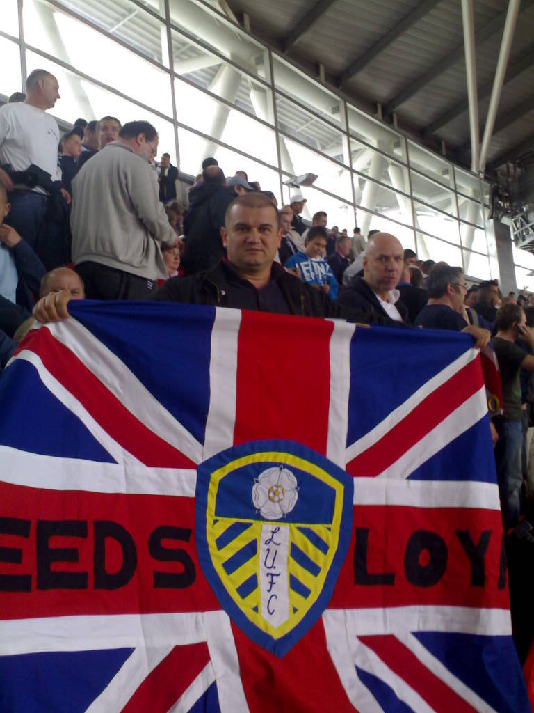 Leeds at Wembley