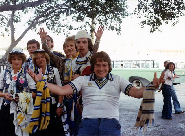 Valetta 0 v  4 Leeds United AFC UEFA Cup