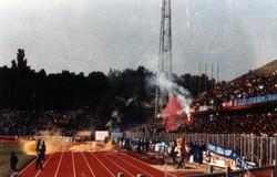 1987, dzfc v rs belgrade