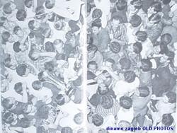 1967 dinamo zagreb celebration