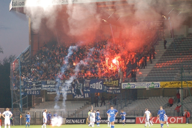 auxerre v DZFC 2008