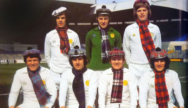 scottish players - LUFC