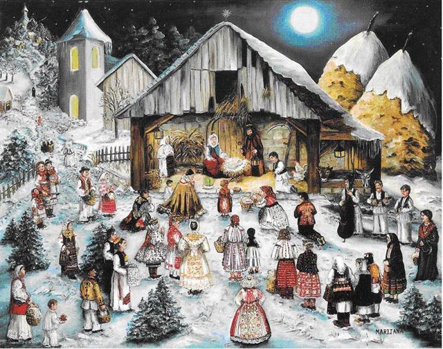 Croatian-Christmas