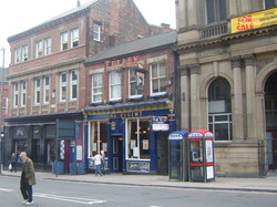 The Regent (Kirkgate Leeds)