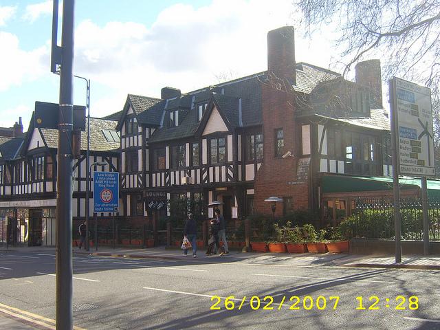 The Lounge,(Merrion Street)