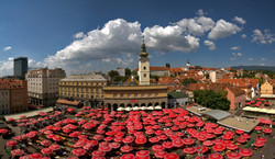 trznica dolac,Dolac market