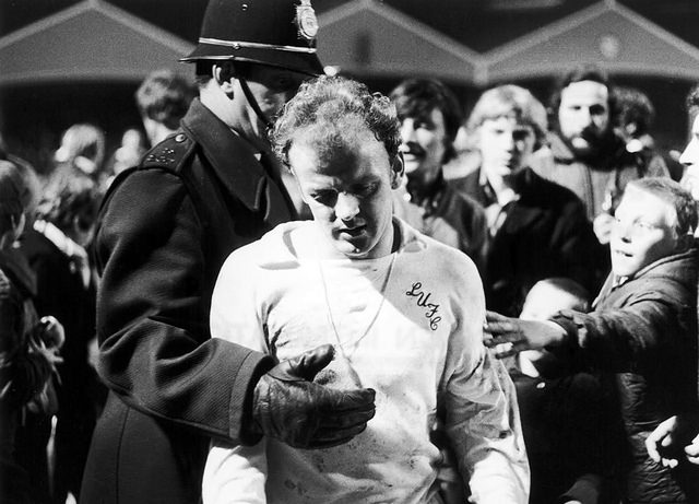 Leeds Captain Billy Bremner, 1972