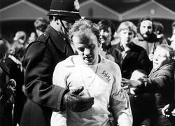 Leeds Captain Billy Bremner, 1972