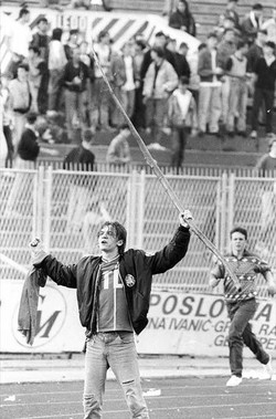 dinamo v red star bg 13.05.1990.