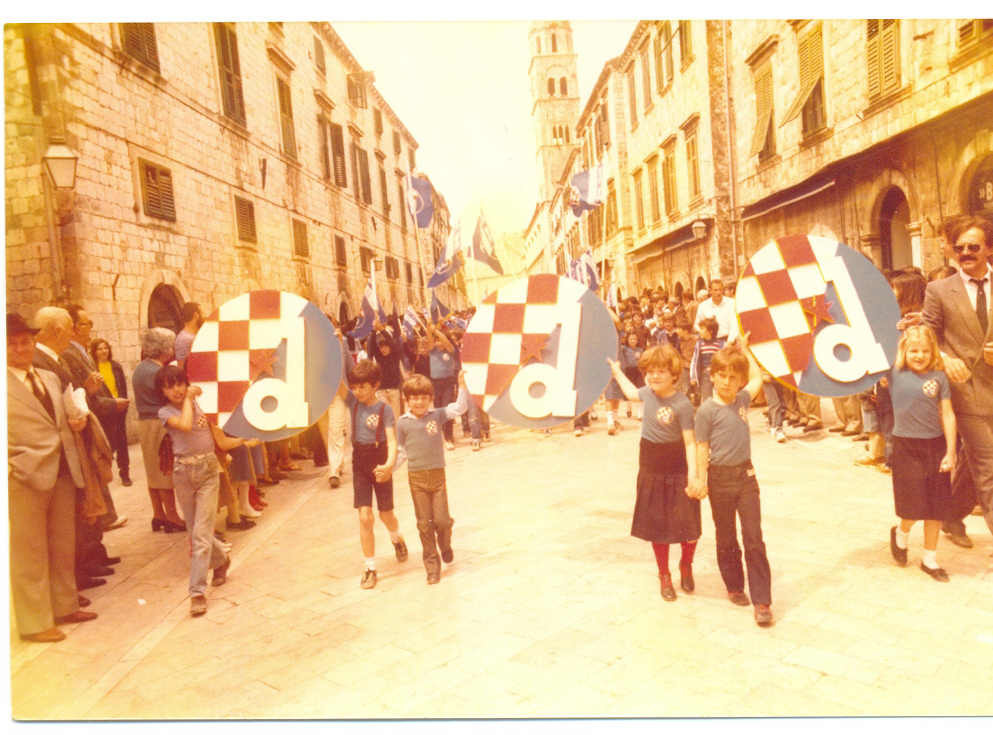 old days, dubrovnik streets