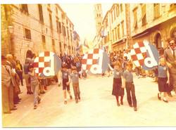 Dubrovnik streets 1982