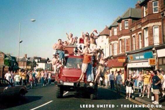 LEEDS at Bournemouth