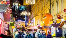 ZAGREB-Christmas night