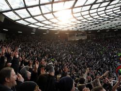 mufc v LEEDS 0 1 (9 000 Leeds fans)