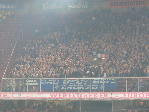 bbb, amsterdam arena