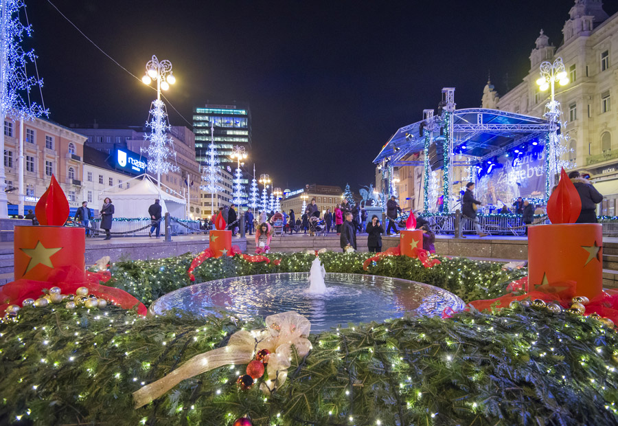 advent zagreb
