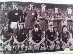 Real Madrid v Dinamo 1974