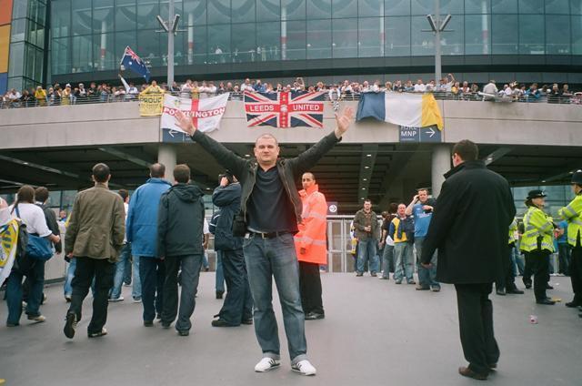 Wembley, Donncaster v Leeds