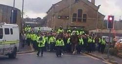 Leeds in Huddersfield