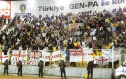 Leeds at Istanbul
