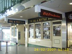 Jug & Bottle, in the Merrion Centre