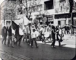 dzfc ,zagreb streets,mid80s