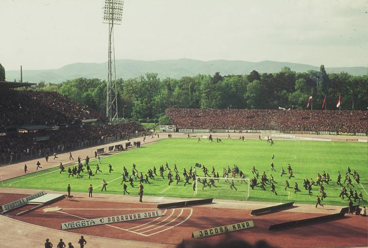 1975, DZFC v rs belgrad