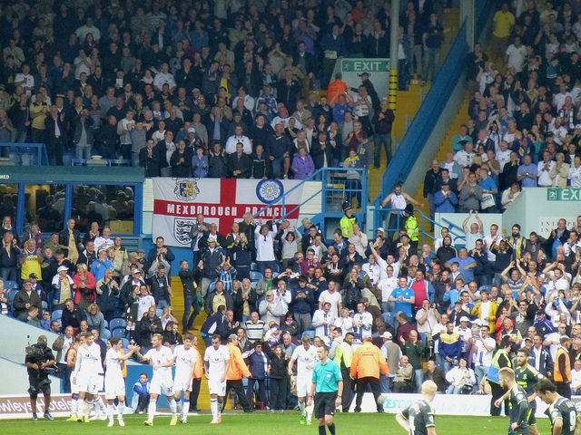 Leeds United vs Middlesbrough 2014