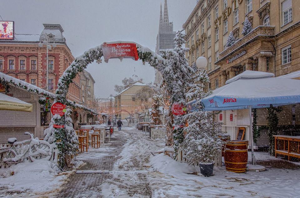 Zagrebačka Božićna Bajka