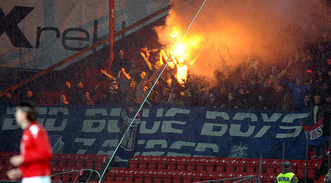 norway away, brann v dinamo