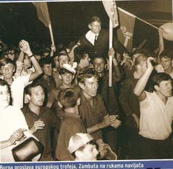 Dinamo Zagreb 1967.