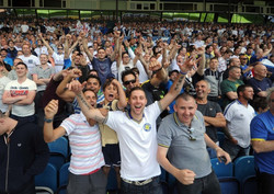 19 August 2014 Brighton & Hove Albion H v Leeds 0 - 2