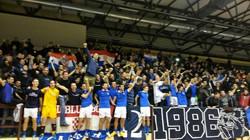 BBB u Vukovaru - MNK Dinamo