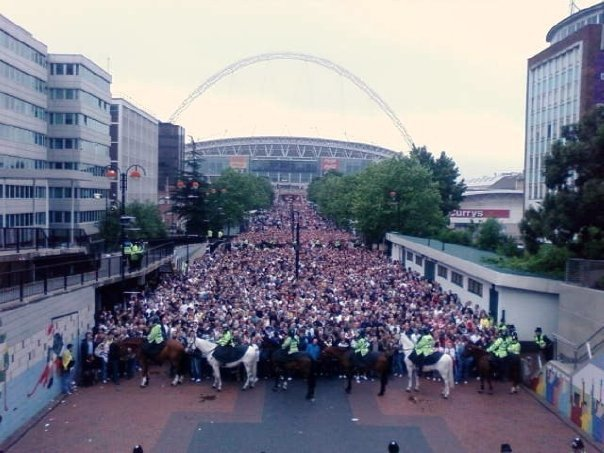 Leeds at Wembley vs Doncaster