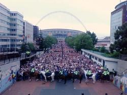 Leeds at Wembley vs Doncaster