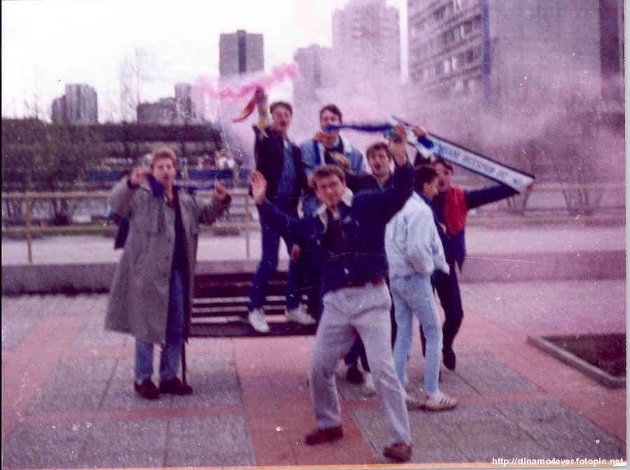 1987 dzfc v rs belgrad, Zaprudje, ZG