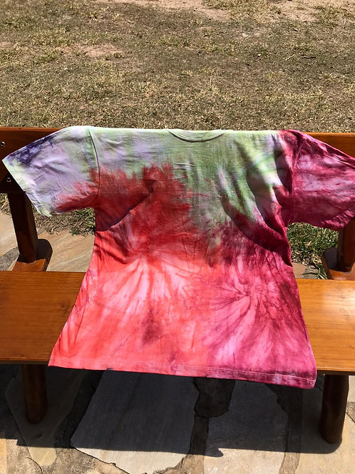 Camiseta Tie Dye Salman Beauty