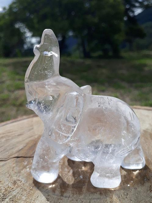 Elefante de Cristal